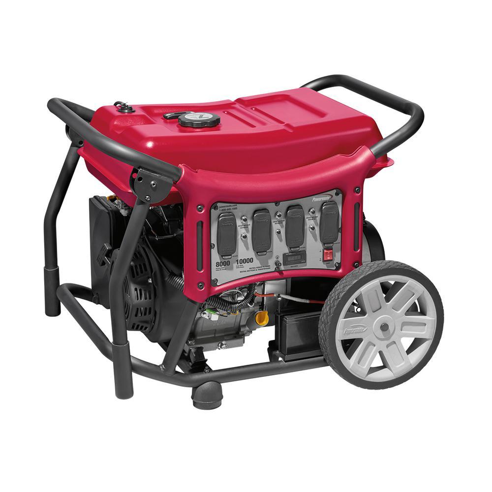 hight resolution of powermate generators outdoor power equipment the home depot rh homedepot com coleman generator parts diagram coleman