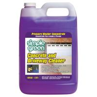 Simple Green 128 oz. Concrete and Driveway Cleaner ...