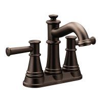 Moen Oil Rubbed Bronze Bathroom Faucet, Moen Bathroom Oil ...