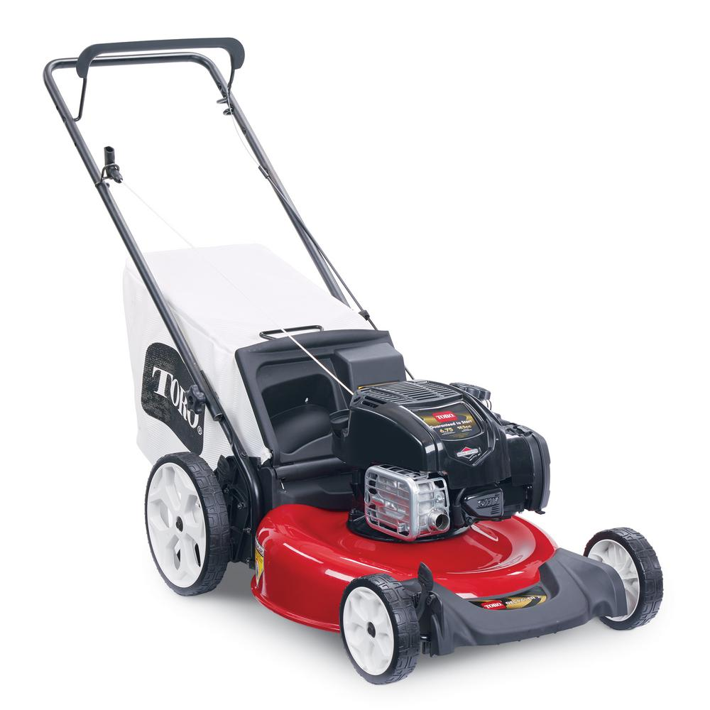 medium resolution of recycler 21 in briggs and stratton high wheel gas walk behind push mower