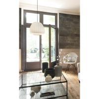 Grosfillex Element 36 sq. ft. Grey Resin Paneling (Bundle ...