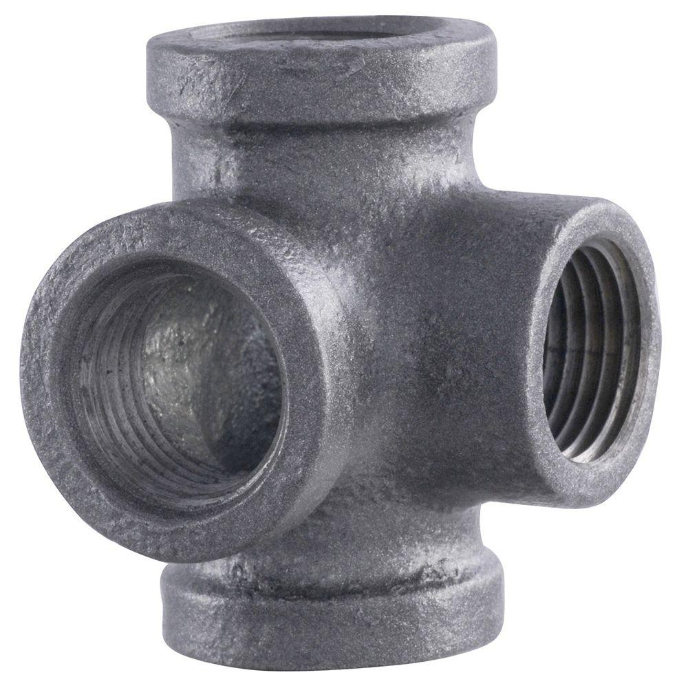 LDR Industries Pipe Decor 1/2 in. 4