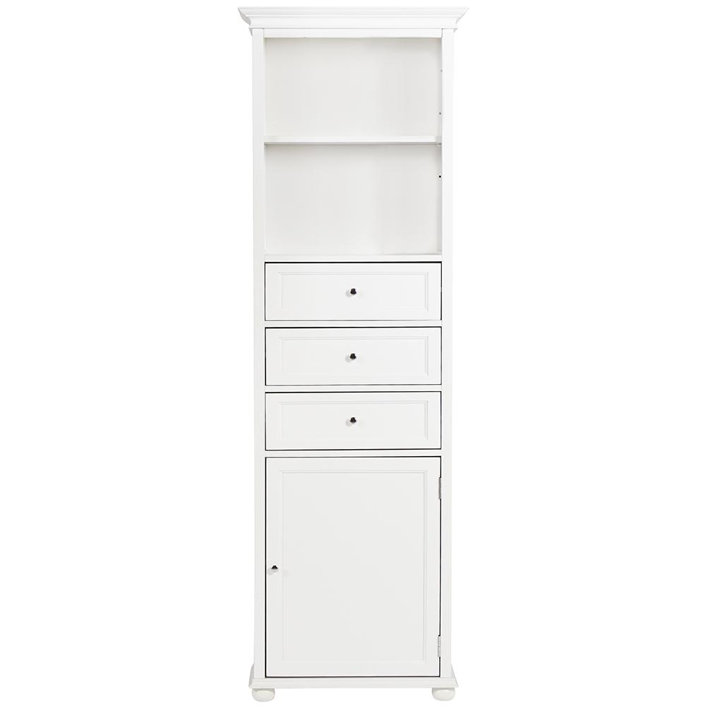 18 Inch Wide Bathroom Wall Cabinet