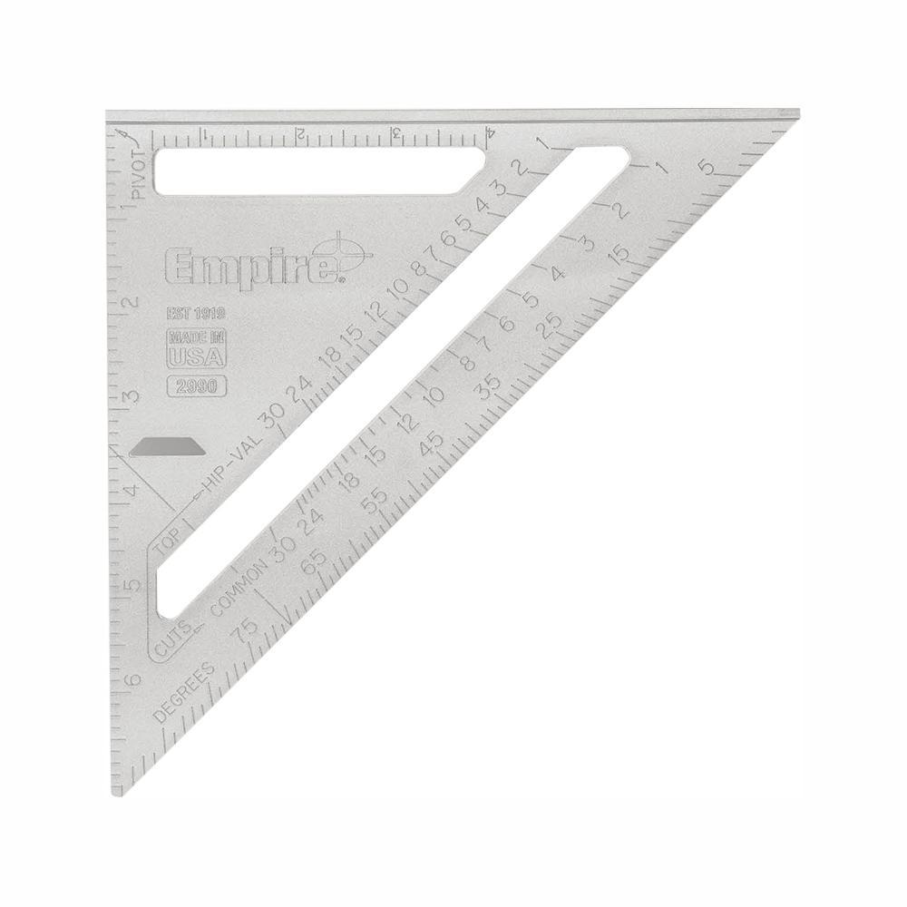 medium resolution of 7 in magnum aluminum rafter square
