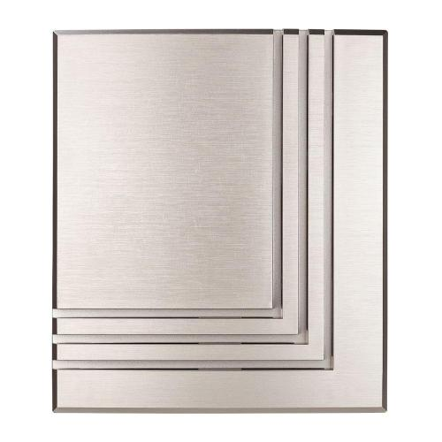 small resolution of hampton bay wireless or wired door bell brushed nickel