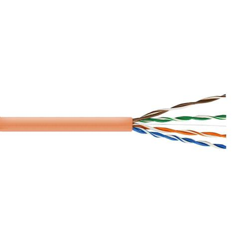 small resolution of syston cable technology cat5e 500 ft tan indoor outdoor twisted pair cable