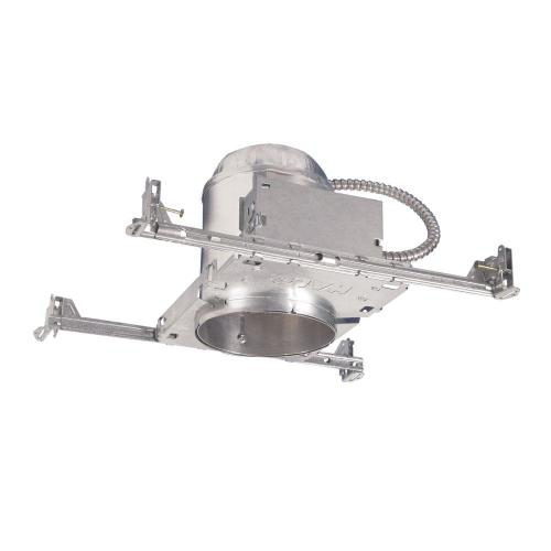 small resolution of aluminum recessed lighting housing for new construction ceiling insulation contact