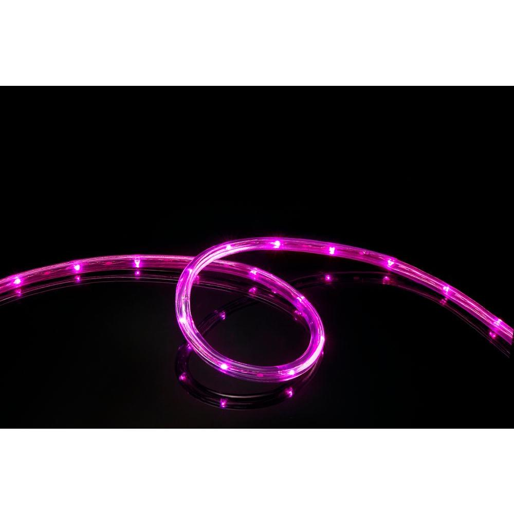 Meilo Creation 48 Ft 288 Led Cool White Rope Lights