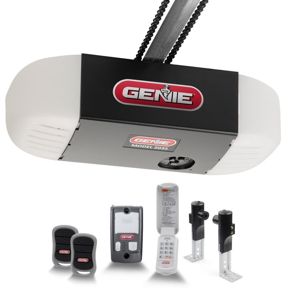 Genie Garage Door Opener Wiring