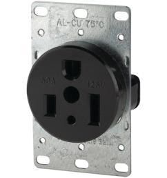 eaton 50 amp 125 volt 5 50r 2 pole 3 wire [ 1000 x 1000 Pixel ]