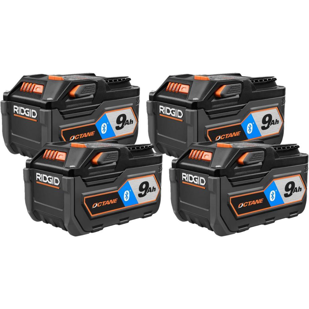 Ridgid 9ah Battery