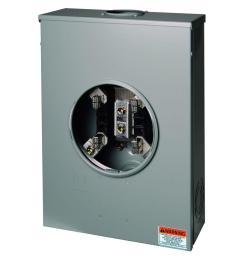 200 amp ring type overhead or underground meter socket [ 1000 x 1000 Pixel ]