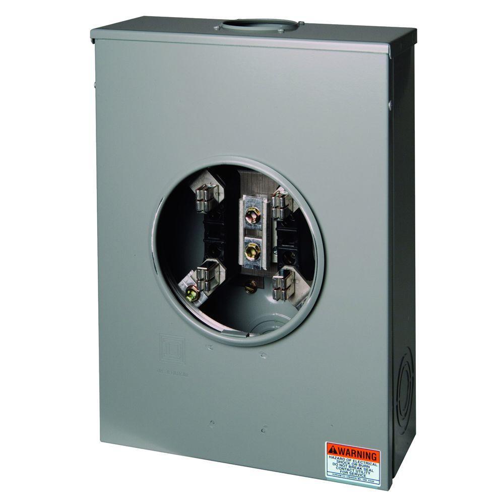 medium resolution of 200 amp ring type overhead or underground meter socket