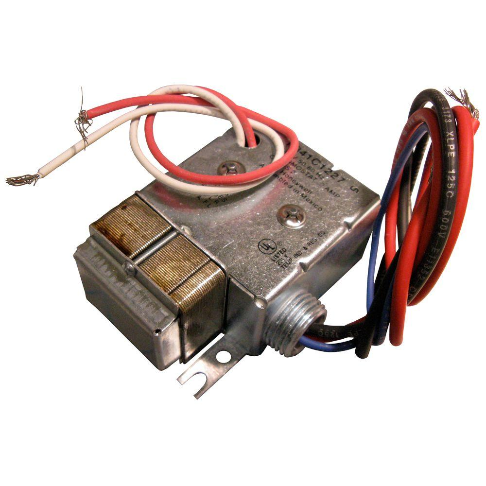 medium resolution of 5 kw 240 volt to 24 volt 1 circuit electric heating relay with integral transformer