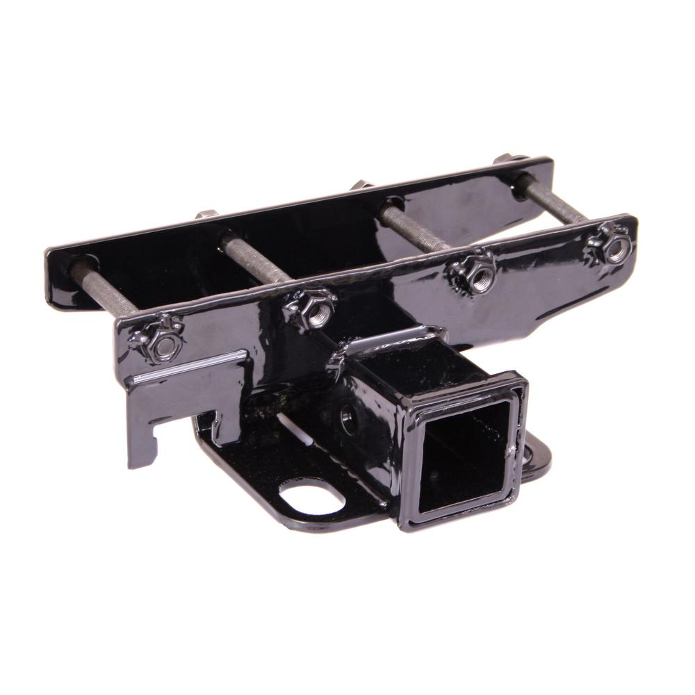 hight resolution of receiver hitch 07 18 jeep wrangler jk