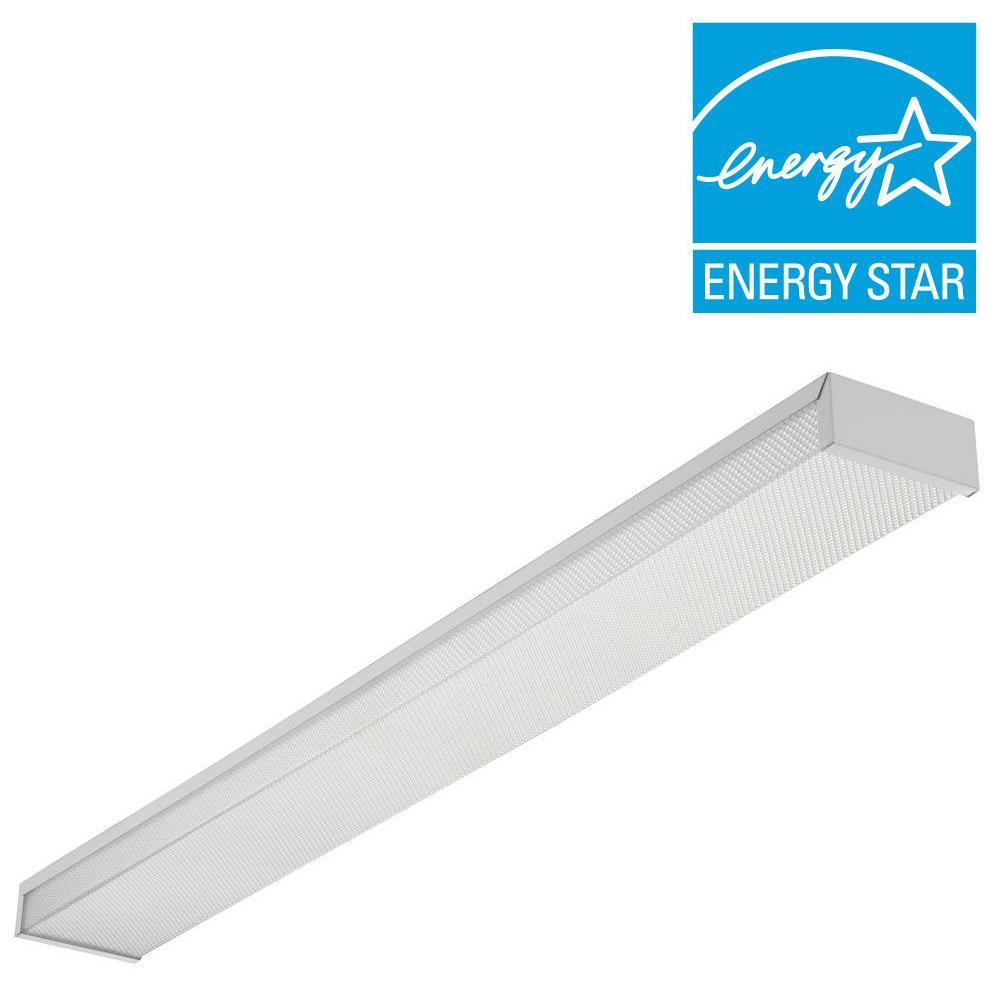 medium resolution of lithonia lighting 3348 2l32w wrap 2 light white utility light wraparound
