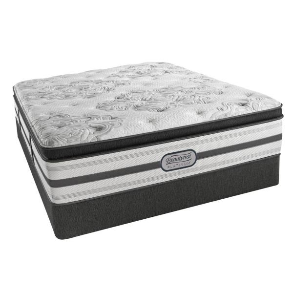 Simmons Beautyrest Pillow Top Mattress