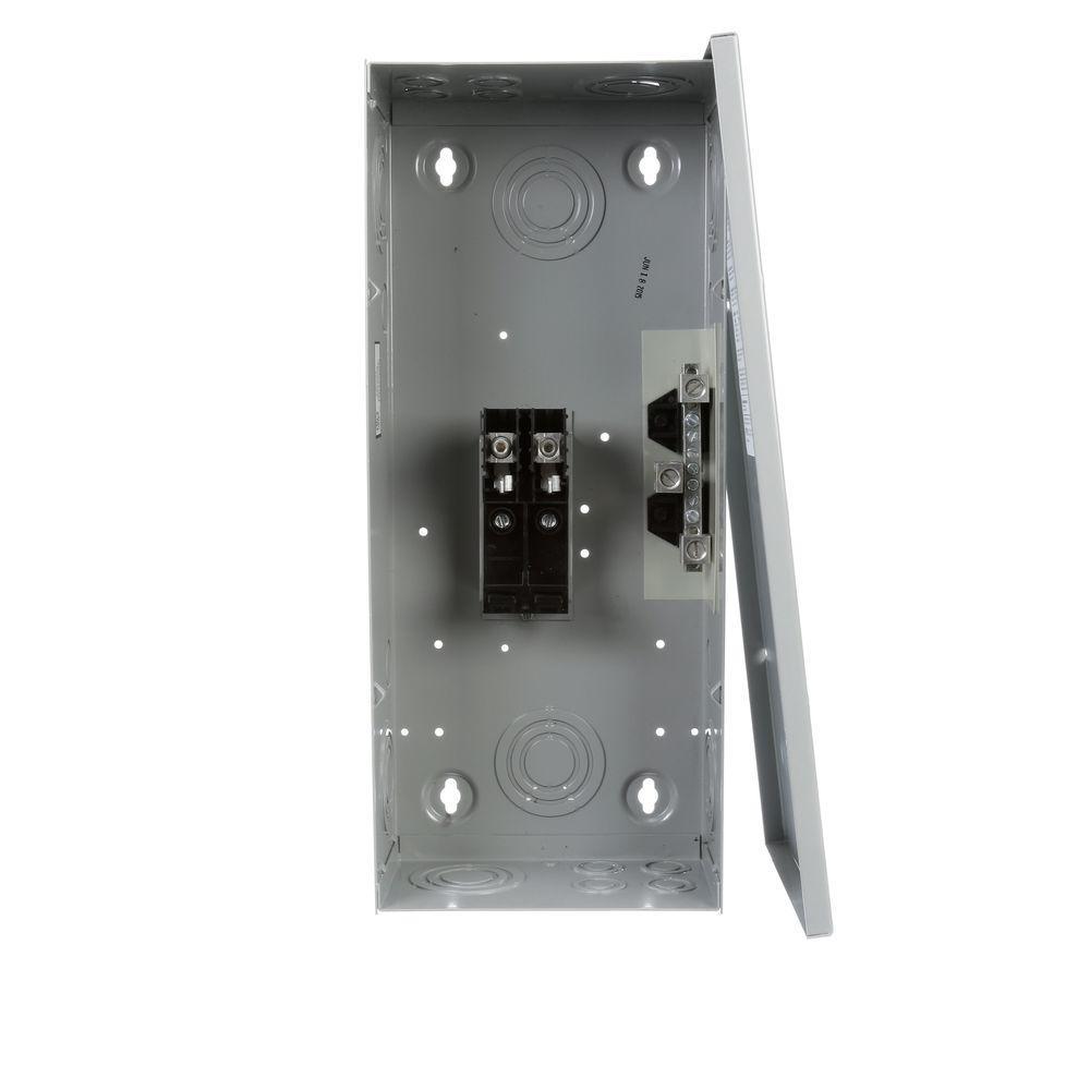 Circuit Outdoor Main Lug Circuit Breaker Paneltlm4020rcu The Home