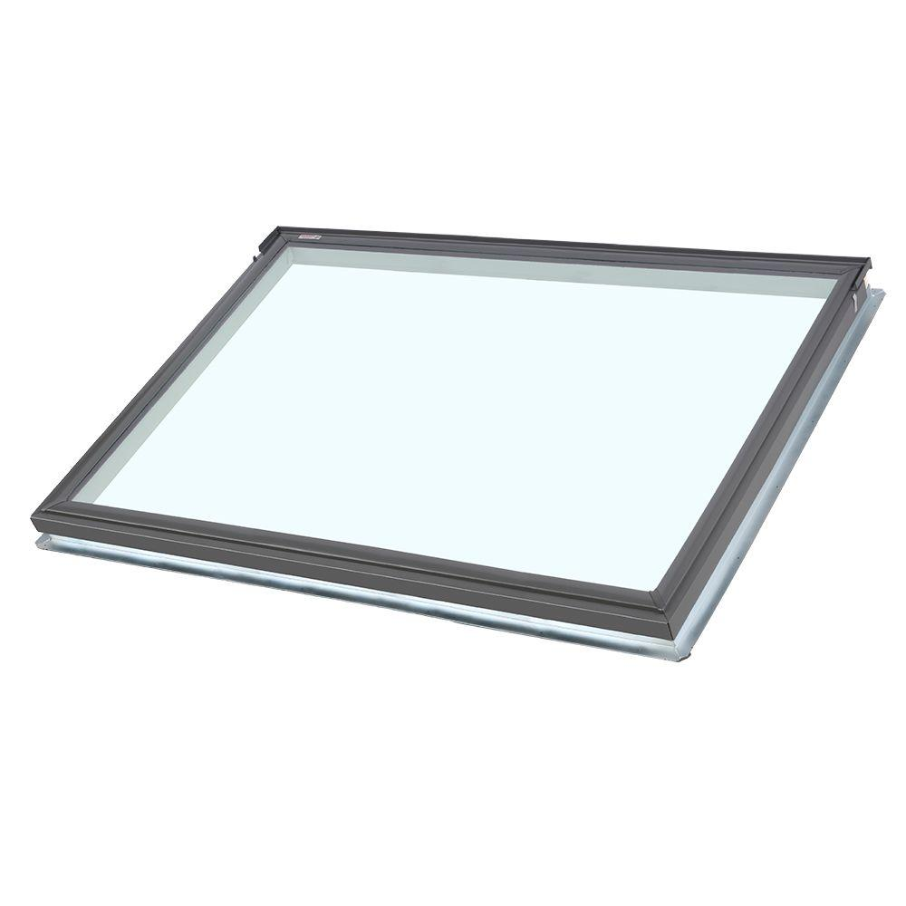 VELUX 44-1/4 in. x 26-7/8 in. Fresh Air Electric Venting