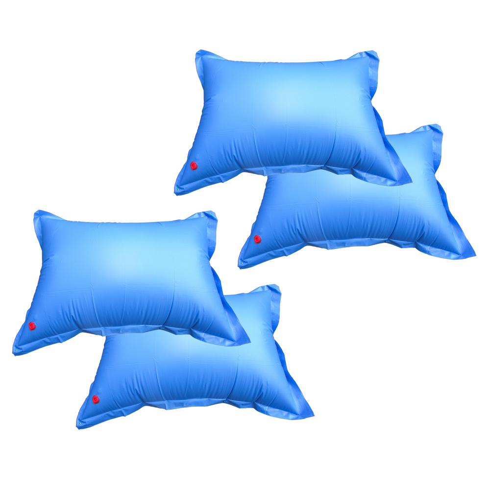 Pool Mate 4 ft x 5 ft Ice Equalizer Pillow for Above