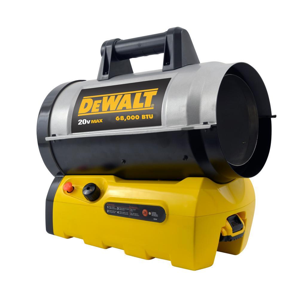 medium resolution of 27 000 68 000 btu cordless forced air propane portable heater