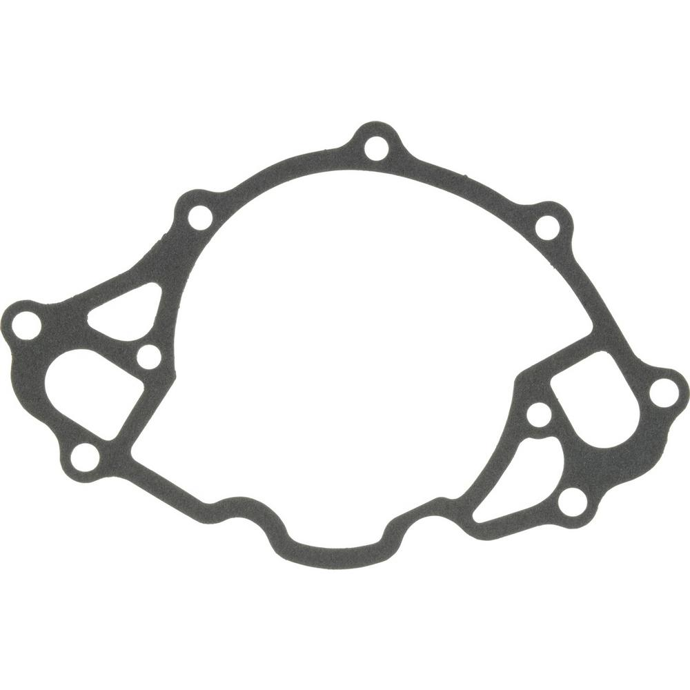 hight resolution of mahle engine water pump gasket