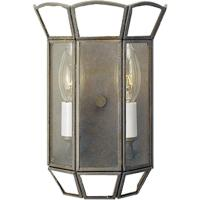 Volume Lighting 2-Light Prairie Rock Interior Wall Sconce ...