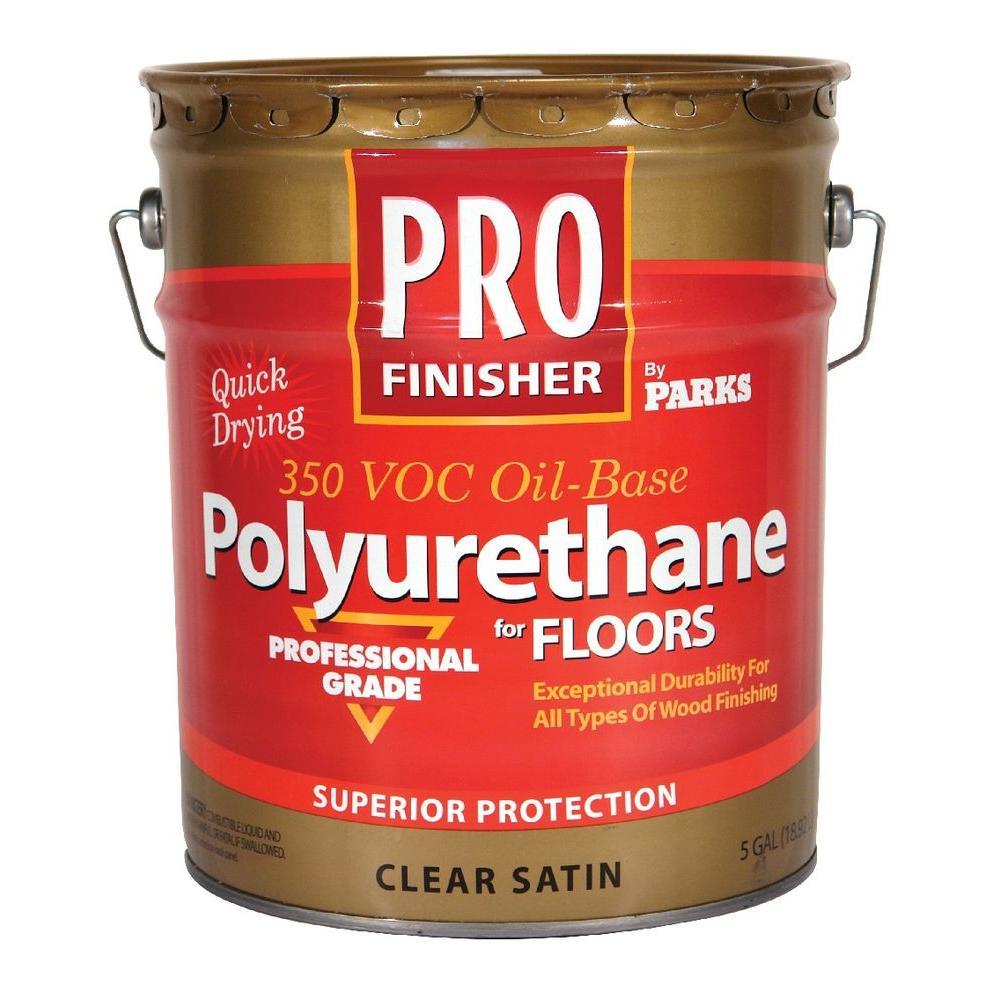 How Many Coats Of Polyurethane On Floor
