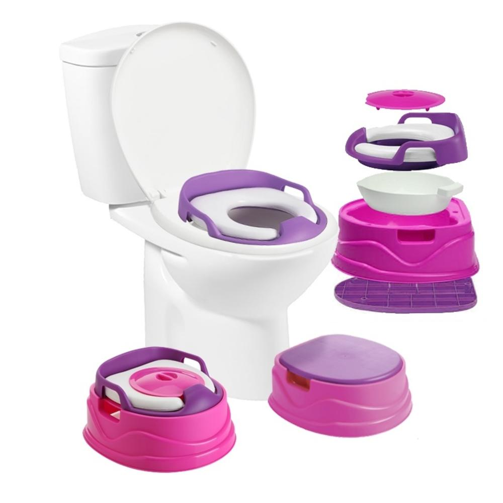 3 in 1 potty chair office top view babyloo bambino multi functional children s toilet training seat