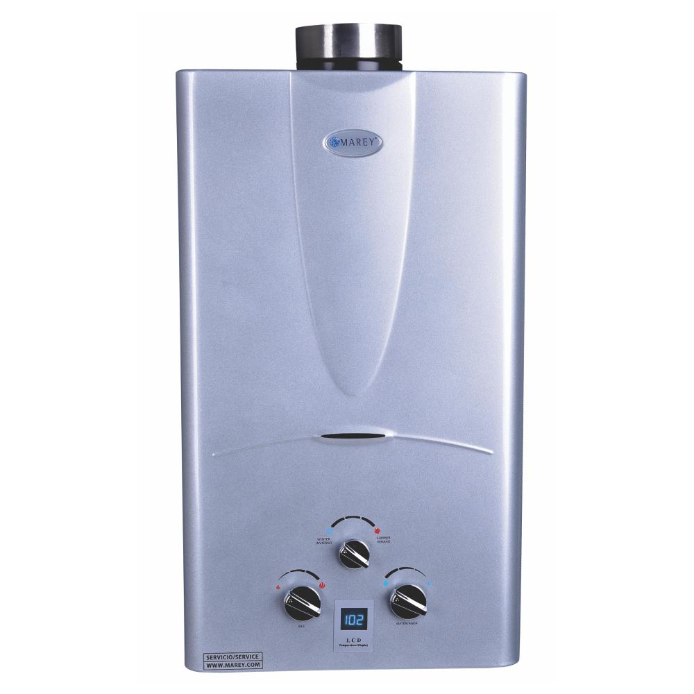medium resolution of 3 1 gpm natural gas digital panel tankless water heater