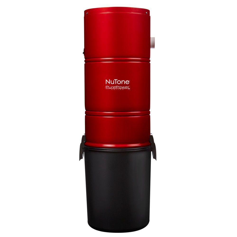 medium resolution of nutone purepower 600 aw central vacuum system power unit