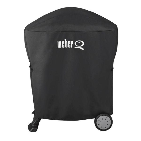 Weber 100 1000 200 2000 With Rolling Cart Gas Grill
