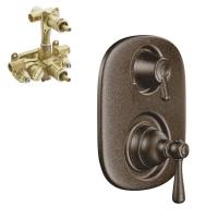 MOEN Kingsley 2-Handle Moentrol Valve Trim Kit with Valve ...