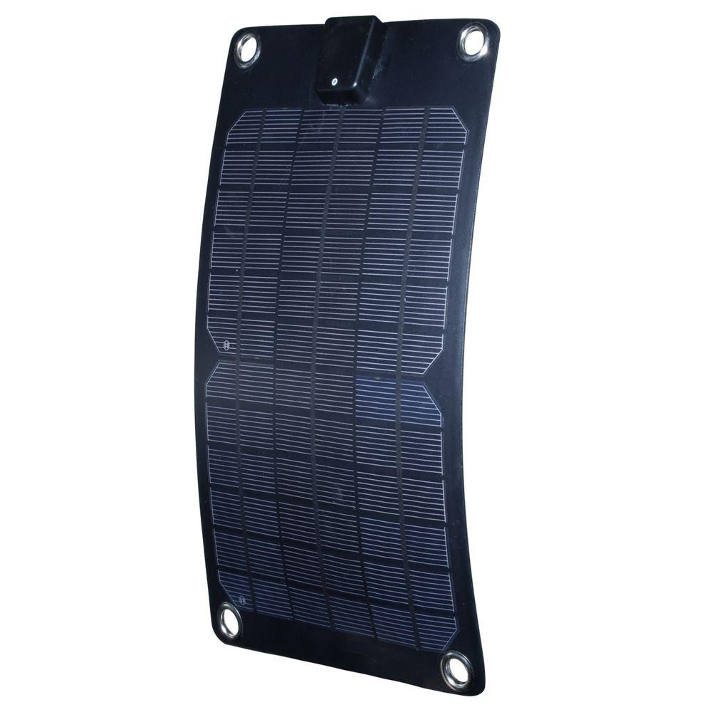 hight resolution of 5 watt semi flex monocrystalline solar panel