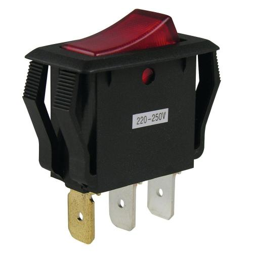 small resolution of gardner bender 16 amp single pole rocker switch