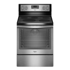 Electric Stove Weg Motor Wiring Diagram Whirlpool 6 4 Cu Ft Range With Self Cleaning Convection Oven In Stainless Steel