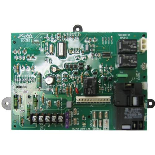 small resolution of carrier furnace control board icm282 the home depot