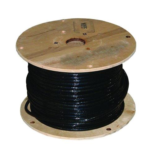 small resolution of 250 ft 1 0 600 volt black stranded cu welding cable