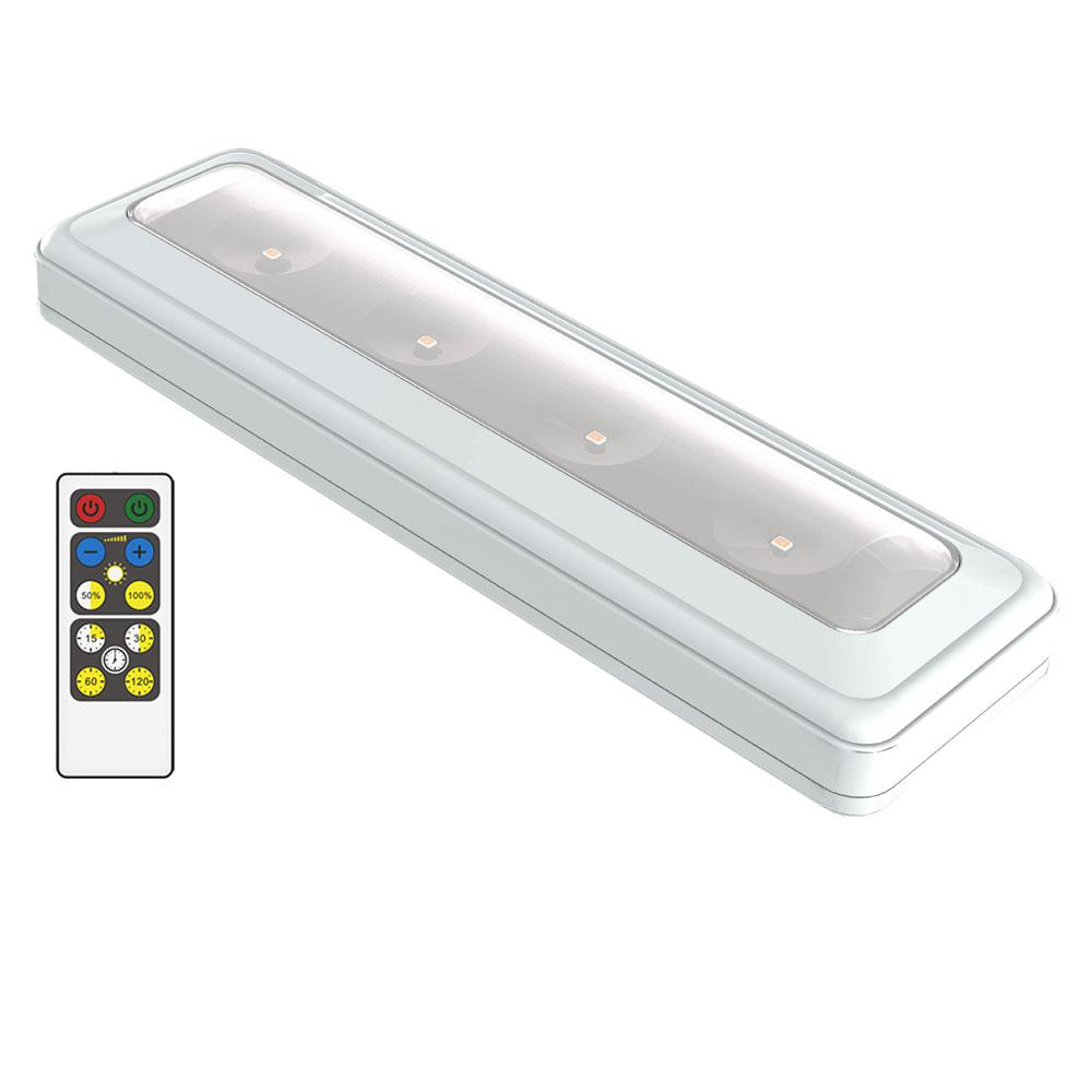 Brilliant Evolution LED White Wireless Under Cabinet Light