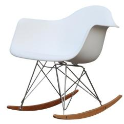 Plastic Chairs With Stainless Steel Legs Used Banquet For Sale White Rocker Arm Chair Fmi2013 The Home Depot