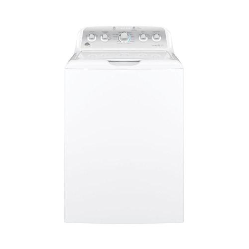 small resolution of ge 4 2 cu ft high efficiency white top load washing machine energy