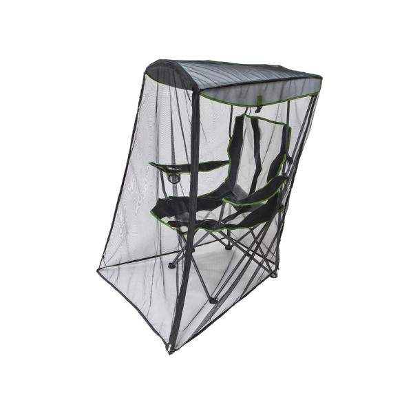 Kelsyus Original Canopy Chair With Bug Guard-80066 - Home Depot