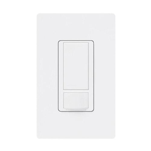 small resolution of white lutron motion sensors ms ops6m2 dvr wh 64 1000 lutron maestro dual voltage motion sensor switch