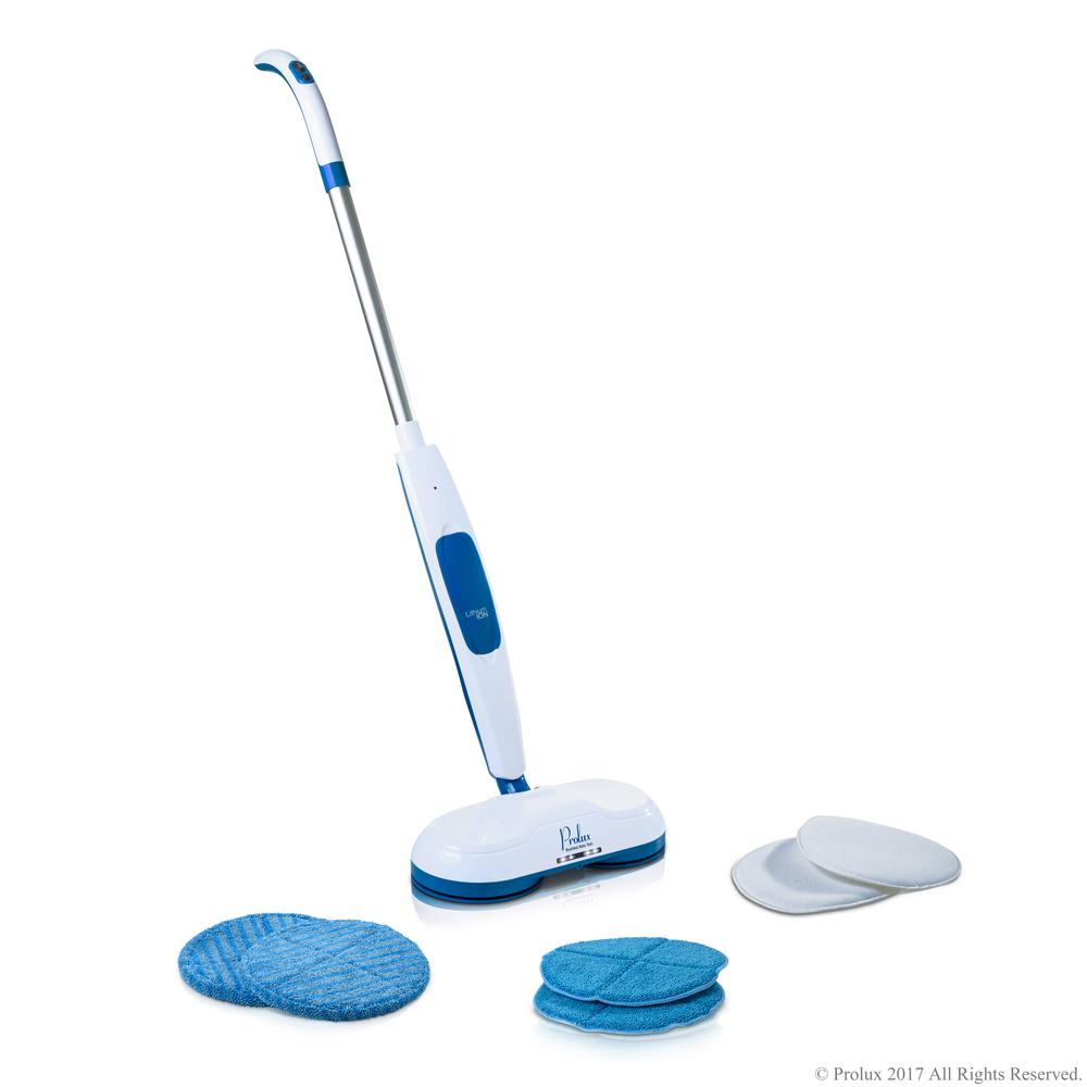 Prolux Mirage Cordless Floor Cleaner Polisher Buffer