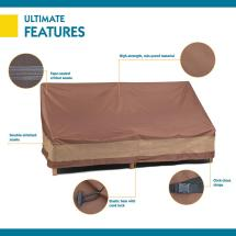 Outdoor Patio Sofa Furniture Cover Winter Weather