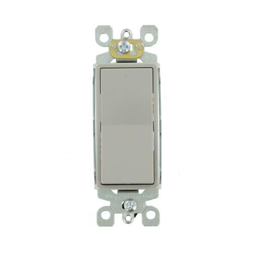 small resolution of leviton decora 15 amp 3 way rocker switch gray