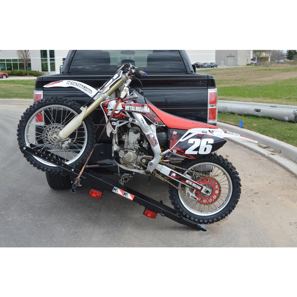 hitch dirt bike carrier