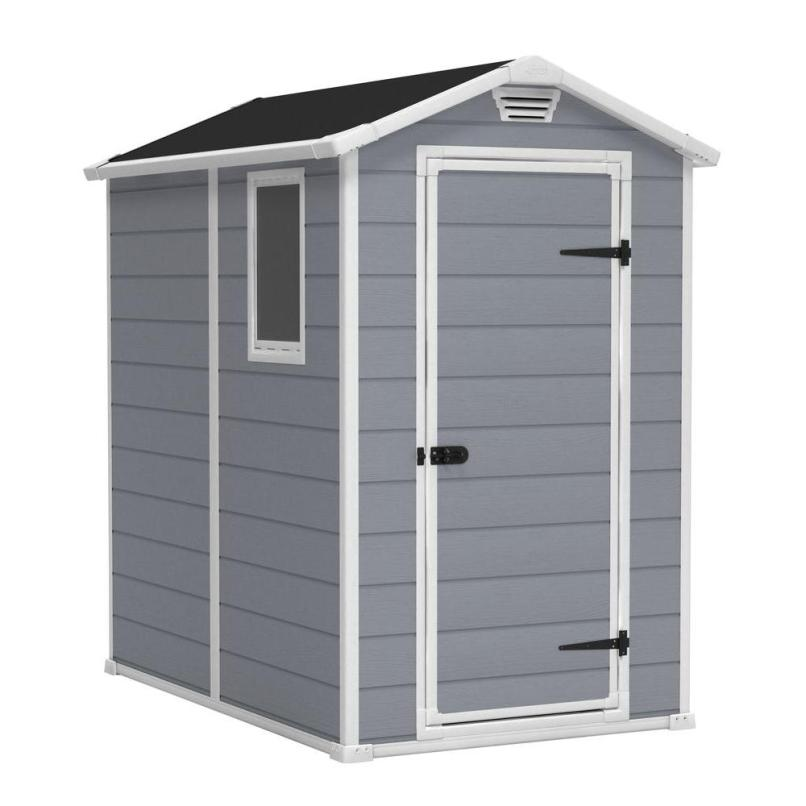 Keter Manor 4 Ft X 6 Outdoor Storage Shed