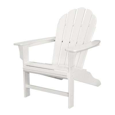 white outside chairs ovo high chair patio furniture the home depot hd classic adirondack