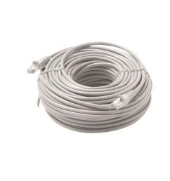 50 ft molded cat5e utp patch cord  [ 1000 x 1000 Pixel ]